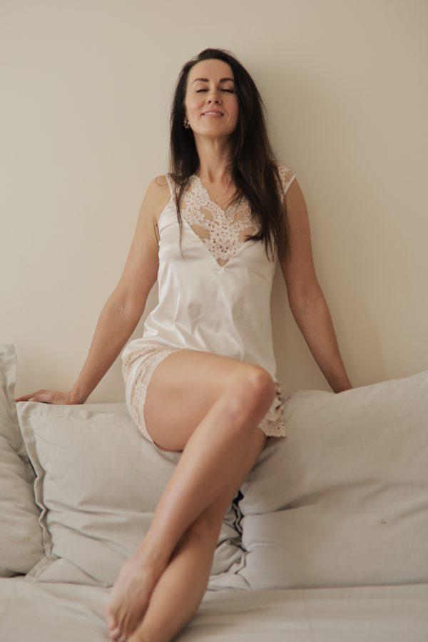 Satīna pidžama
